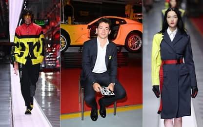 Ferrari sempre più fashion: sfilata a Maranello