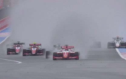 Pioggia su Le Castellet, il meteo per il GP di F1