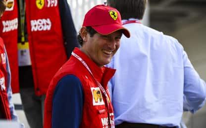 """Elkann loda la Ferrari: """"In grande miglioramento"""""""