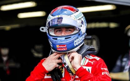 """Leclerc: """"Bravo Carlos, io mi aspettavo di più"""""""