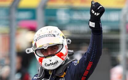 "Verstappen: ""Riprendiamoci i 25 punti di Baku"""