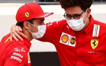 """Leclerc, amaro 16°: """"Le abbiamo provate tutte"""""""