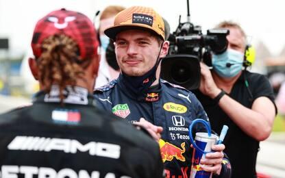 Verstappen Vs Hamilton: il confronto dopo 7 GP
