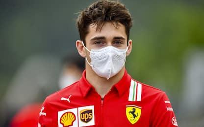 """Leclerc: """"La mia miglior prestazione in F1"""""""