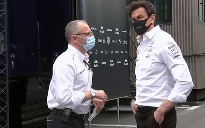 """Wolff: """"Guarderò Italia-Austria con Domenicali"""""""
