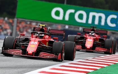 Ferrari è il team più attivo sulle gomme prototipo