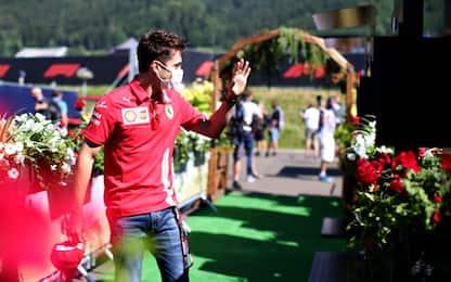 "Leclerc: ""Sorpresi dalle Williams davanti a noi"""