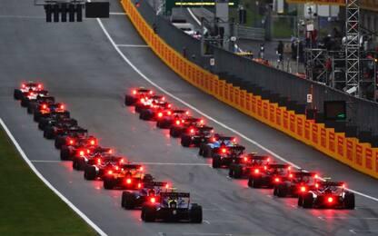 GP Austria, prima fila inedita Verstappen-Norris