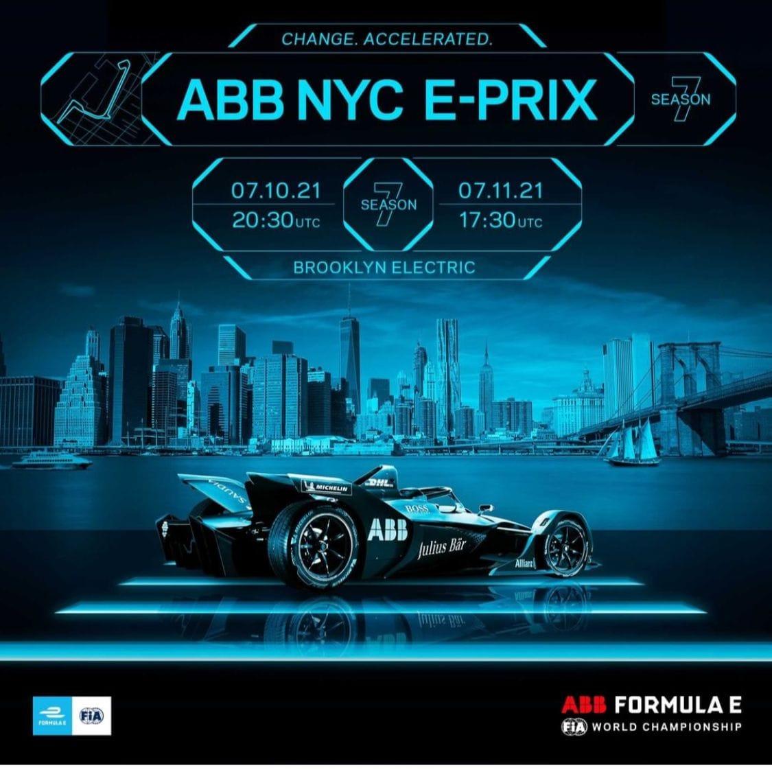 Formula E, New York