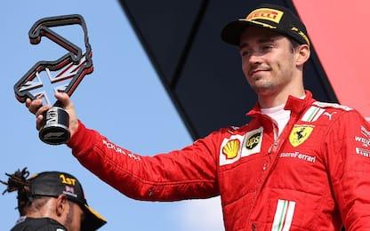 """Leclerc: """"Incredibile, ma fa male perderla così"""""""