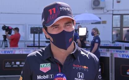 """Perez: """"Rinnovo vicino? Io e Red Bull soddisfatti"""""""