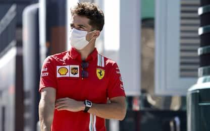 """Leclerc: """"Buon passo gara, sensazioni positive"""""""