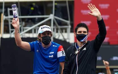 Vince Ocon, ma quanto è stato decisivo Alonso
