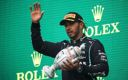 """Hamilton: """"Ci complichiamo sempre la vita"""""""