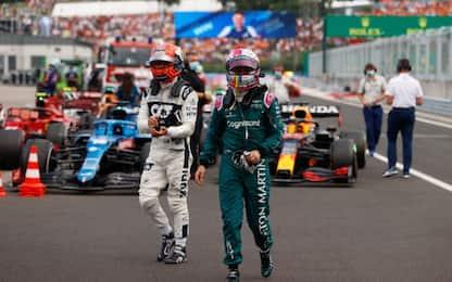 Vettel squalificato, podio sub iudice dopo ricorso