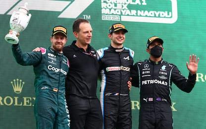 Vettel squalificato, podio sub iudice: i fatti