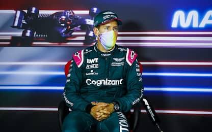 Squalifica Vettel, respinto ricorso Aston Martin