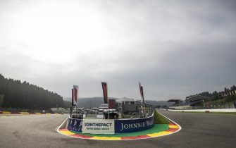SPA-FRANCORCHAMPS, BELGIUM - AUGUST 29: A scenic view of La Source during the Belgian GP at Spa-Francorchamps on August 29, 2019 in Spa-Francorchamps, Belgium. (Photo by Sam Bloxham / LAT Images)
