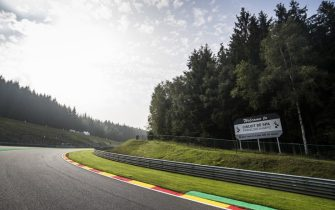 SPA-FRANCORCHAMPS, BELGIUM - AUGUST 29: A scenic view of Pouhon during the Belgian GP at Spa-Francorchamps on August 29, 2019 in Spa-Francorchamps, Belgium. (Photo by Sam Bloxham / LAT Images)