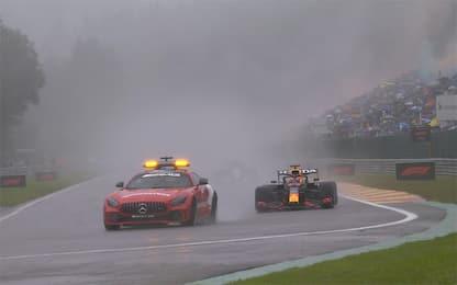 Che pasticcio, Formula 1!