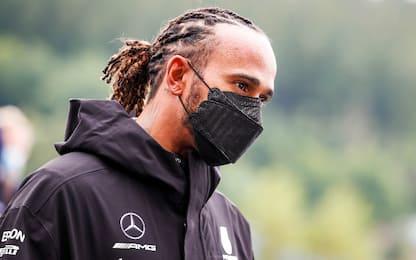 """Hamilton duro: """"La gara di Spa è stata una farsa"""""""