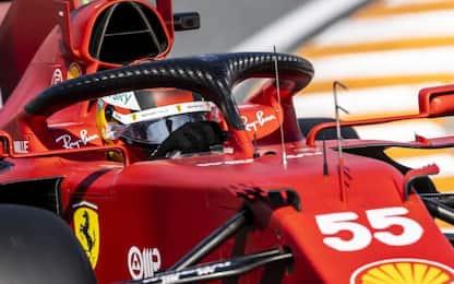 Dura l'Olanda, ora Sainz si goda Monza