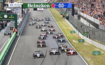 F3, Sochi prende il posto di Austin come ultimo GP