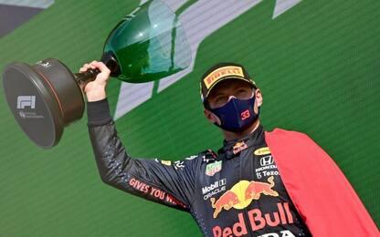 """Verstappen: """"Una giornata straordinaria"""""""