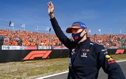 La F1 dopo l'Olanda: Max fa 13