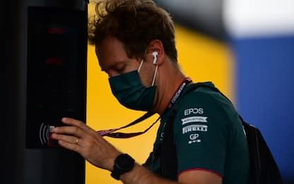 Vettel, sul futuro è solo una decisione personale
