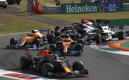 Verstappen ringrazia: a Monza l'occasione è d'oro