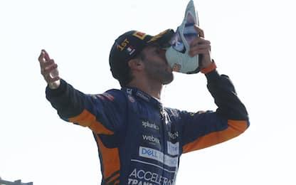 """Ricciardo: """"La vittoria più bella della carriera"""""""