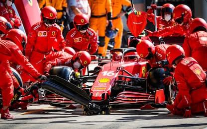 Cambio di Power Unit, Leclerc parte ultimo a Sochi