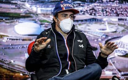 "Alonso: ""Lontani dal podio, ma a Sochi..."""