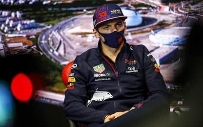 """Verstappen: """"Pressione? Hamilton non mi conosce"""""""