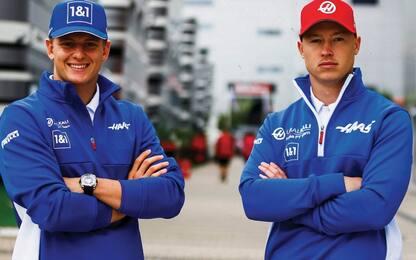Haas, con Schumi Jr e Mazepin anche nel 2022