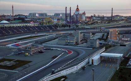 Sochi, tutte le repliche del GP su Sky