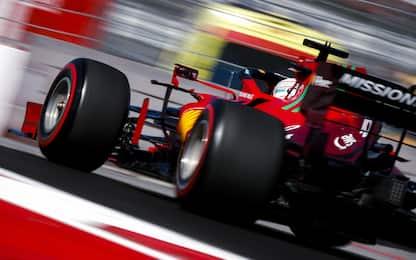 Ferrari veloce nel long run: analisi delle libere