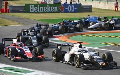 Formula 2 e Formula 3, cambia il format nel 2022