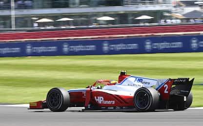 Formula 2, Piastri conquista la pole a Sochi