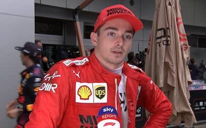 """Leclerc: """"Contento, opportunità da sfruttare"""""""