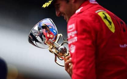Il solido Sainz, una stagione oltre le aspettative