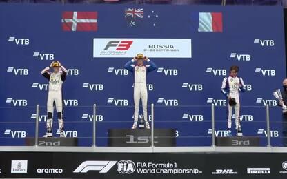 F3, a Doohan la Feature Race. Titolo alla Trident