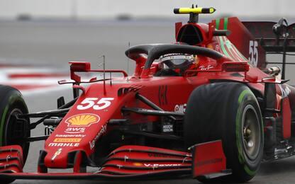 GP Sochi: Norris passa Sainz. LIVE