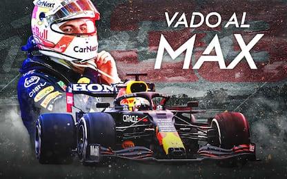 """""""Una giornata al Max"""": buon compleanno Verstappen!"""