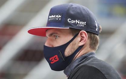 Verstappen, la pressione può essere l'ostacolo n.1