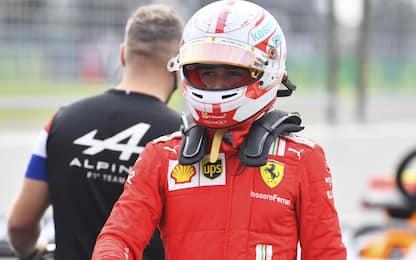 """Leclerc: """"Ci abbiamo provato, sono un po' deluso"""""""