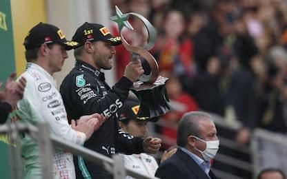 Da Bottas alla Ferrari, è questione di emozioni
