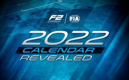 F2 e F3, i calendari della stagione 2022