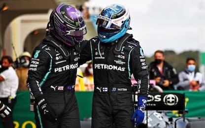 Cambiano i rivali, ma ad Austin comanda Mercedes
